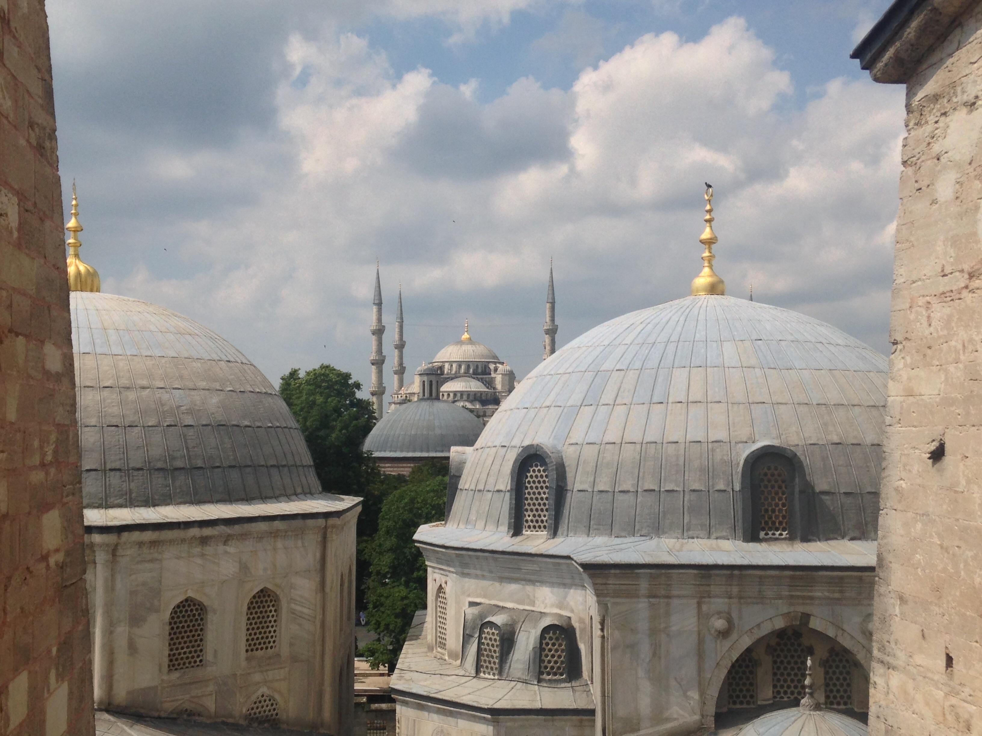 Mosqué Bleu, Istanbul